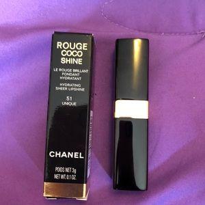 Chanel coco rouge lipstick